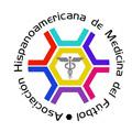 Hispamef – Asociación Hispanoamericana de Medicina del Fútbol Logo